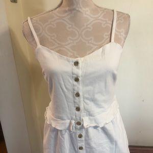 Anthropologie Dresses - 👋🏻 LAST CHANCE  peplum dress from Anthropologie!